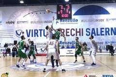 Basket Corato, la prima dell'anno è una sconfitta