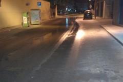 Avviata la sanificazione straordinaria delle strade