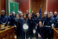 La Polizia Locale di Corato celebra San Sebastiano