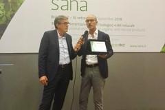 """La linea bio """"Senatore Cappelli"""" di Granoro premiata al Sana di Bologna"""