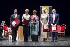 """Quattro eccellenze coratine ricevono il premio """"Le Torri di Corato"""""""