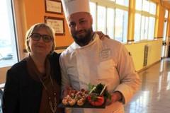 Gli alunni dell I.I.S.S Oriani - Tandoi di Corato chef per una notte