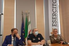 Formazione professionale per i giovani militari, il Gen. Tota e il presidente Emiliano firmano l'accordo