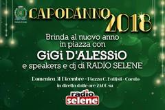 Il concerto di Gigi D'Alessio trasmesso su Radio Selene