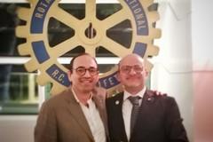 Il prof. Pietro Catucci nuovo presidente del Rotary Club Corato