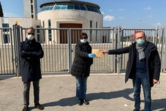 Dal Rotary Club Corato 750 mascherine agli ospedali e buoni pasto