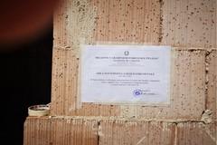 Opere edilizie prive di permesso, due denunce