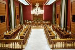 Oggi il primo consiglio comunale dell'amministrazione De Benedittis