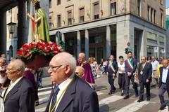 A Torino si festeggia San Cataldo. De Benedittis raggiunge la Mole