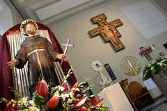 La Parrocchia di San Francesco festeggia il Patrono d'Italia