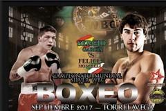 Felice Moncelli torna sul ring per il titolo Titolo Mondiale Silver WBC