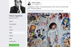 """Vittorio Sgarbi """"segnala"""" Vincenzo Mascoli"""