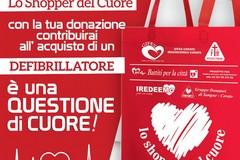 Lo shopper del cuore può salvare vite umane