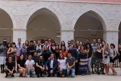 Dall'Europa a Corato: 40 giovani del progetto Erasmus accolti in Sala Consiliare