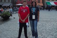 """Esperienza in Svezia per uno studente del comprensivo """"Tattoli-De Gasperi"""""""