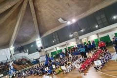 """Trofeo """"Coppa Matteotti"""", giovani cestisti invadono il PalaLosito"""