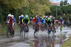 Corato, spettacolo sotto il diluvio per il campionato regionale Puglia di Ciclocross