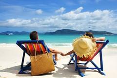 Dove sei in vacanza?