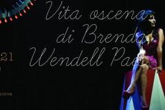 La 'Vita oscena di Brenda Wendell Paes' fa tappa a Corato