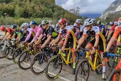 Giro d'Italia Ciclocross, Vittorio Carrer conquista Osoppo: resta sua la maglia rosa