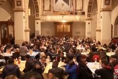 """""""La Tavola della Speranza"""" da Despar Centro-Sud una cena della solidarietà per gli indigenti"""