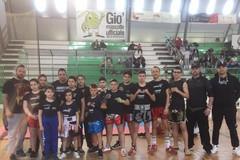 Ottimi risultati per gli atleti dell'ASD Wellness Garden al campionato interregionale WKF di Giovinazzo