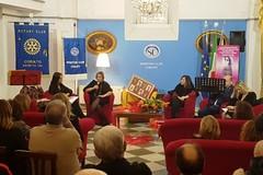 """Rotary Club Corato e Sporting Club uniti per dire """"NO alla Violenza sulle Donne"""""""