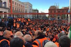 La protesta degli olivicoltori