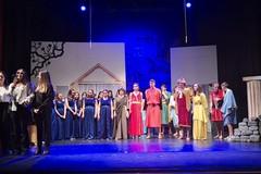 Gli studenti dell'Oriani portano Aristofane sul palco del Teatro Comunale