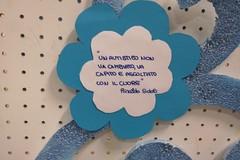 La scuola si illumina di blu nella giornata sulla consapevolezza dell'autismo