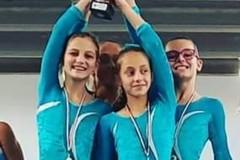 Ancora grandi risultati per le giovani ginnaste della Gym Progression