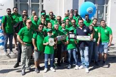 Da Corato ad Andria in Vespa per il primo raduno nazionale Vespa Club
