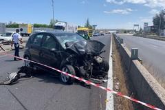 Violento incidente stradale sulla provinciale 231, 4 persone ferite