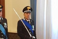 Giunge ad Andria il Sten. Pietro Zona: guiderà la sezione operativa della Compagnia Carabinieri