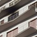 A fuoco appartamento in Corso Garibaldi, due persone salvate dalle fiamme