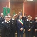 L'encomio della città ai Carabinieri valorosi. VIDEO