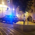 Spari in piazza Abbazia, colpita una persona