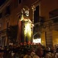 La statua del Santo Patrono per le strade di Corato. Il racconto in immagini