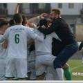Calcio, sfida tra neroverdi per un posto in playoff