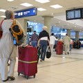 Aeroporti pugliesi, Ferragosto all'insegna dei grandi numeri