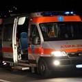 Violento scontro tra auto sulla sp231. Due feriti