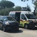 Ambulanza del Ser Corato coinvolta in incidente stradale: trasportava un ferito