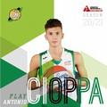 Basket Corato, Antonio Cioppa resta neroverde