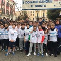 I ragazzi della Tattoli - De Gasperi: di corsa per la solidarietà