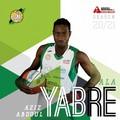Basket Corato, Aziz Abdul Yabre resta neroverde