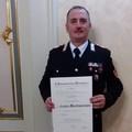 Tre coratini insigniti dell'onorificenza di Cavalieri al Merito della Repubblica Italiana