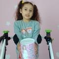 Un salvadanaio per aiutare Chiara a combattere la malattia
