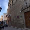 Pietra si stacca dal campanile, paura in via San Benedetto