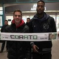 A.S. Basket Corato: tesserati Emmanuel Christophe ed Andrius Banys