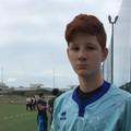 Luca Bove nella selezione pugliese maschile di rugby